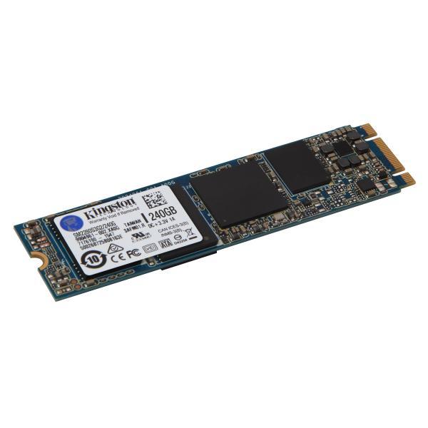 Kingston Technology SSDNow M.2 SATA G2 Drive 240GB Serial ATA III 0740617248951 SM2280S3G2/240G COM_07517