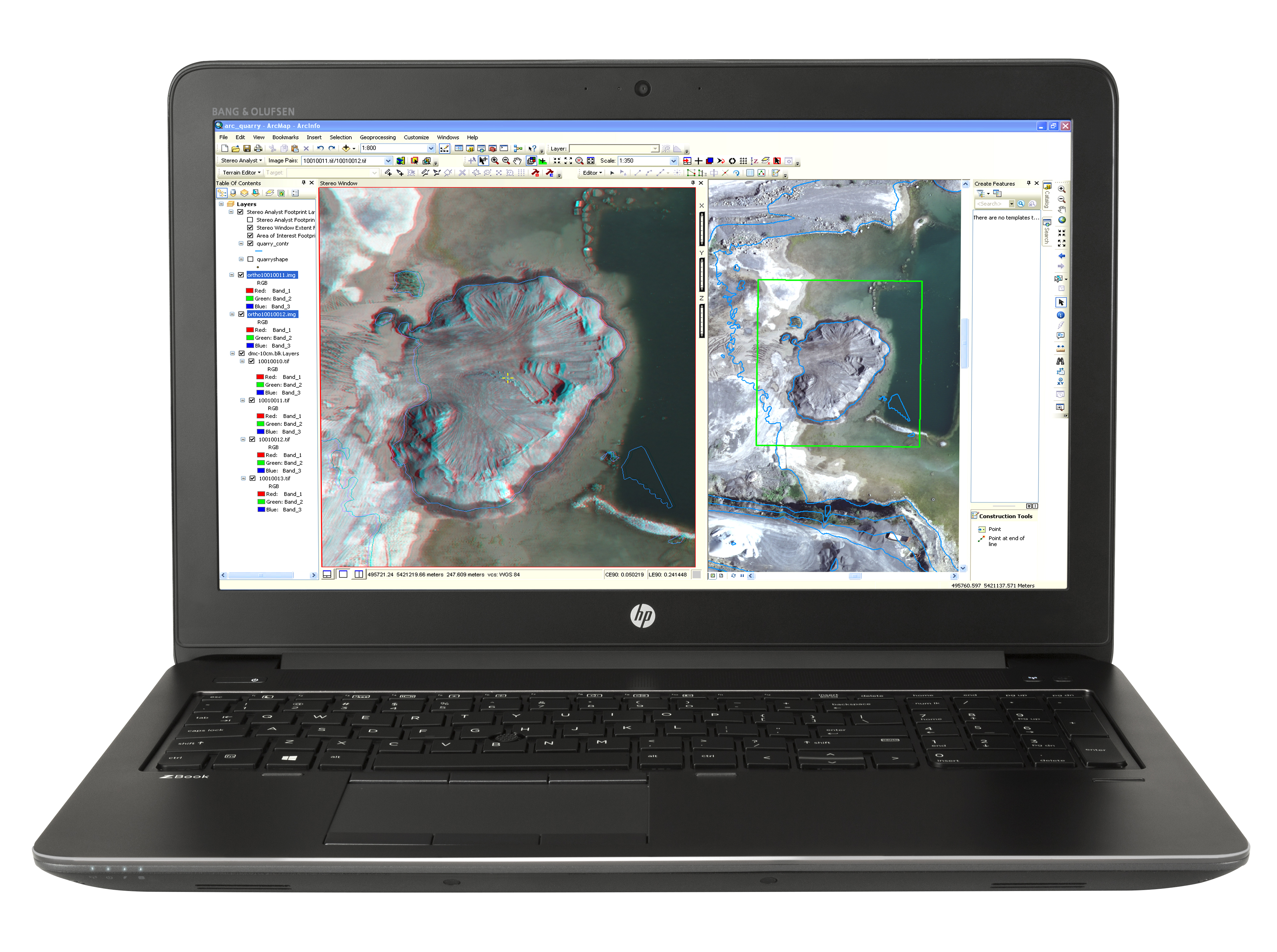 HP ZBook 15 G3 Mobile Workstation 0889899160343 T7V53ET 10_2M3KH15
