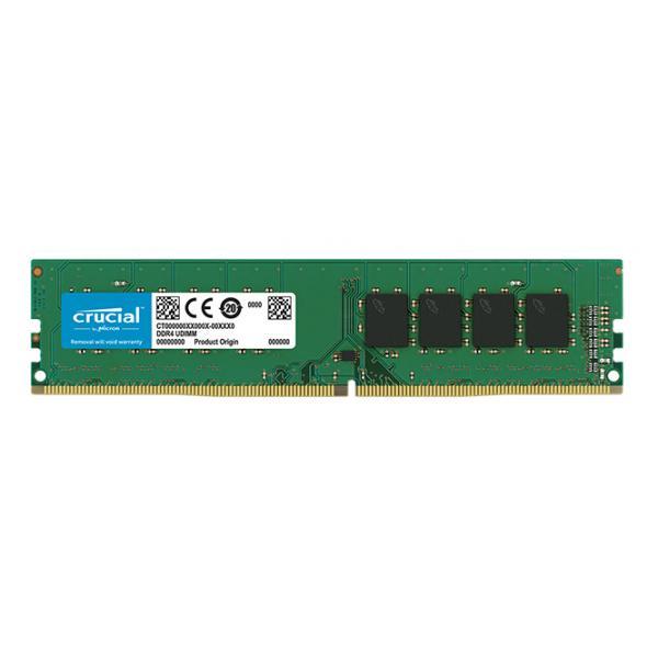Crucial 8GB DDR4 8GB DDR4 2400MHz memoria 0649528776389 CT8G4DFS824A 07_37471