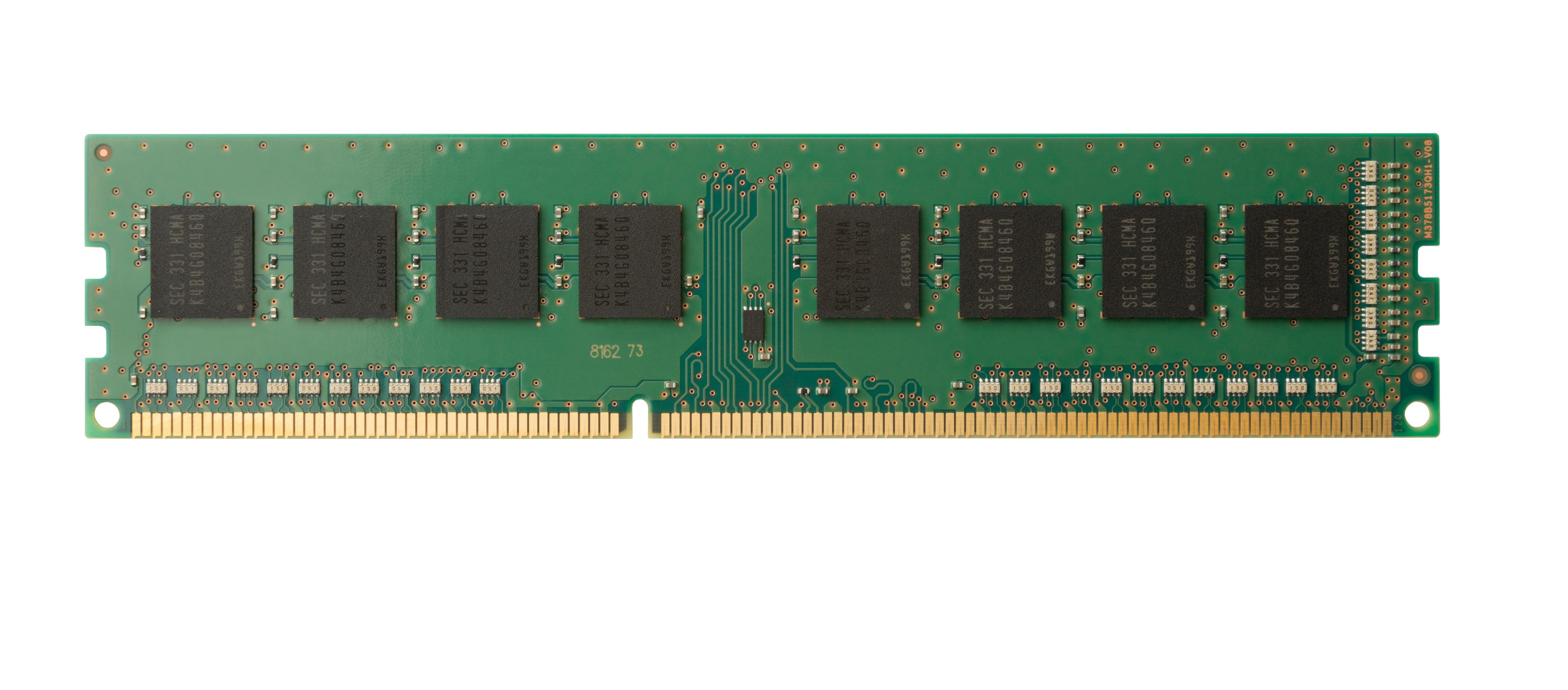 HP RAM non ECC 16 GB (1 x 16 GB) DDR4-2133 0889899036976 T0E52AT 03_T0E52AT