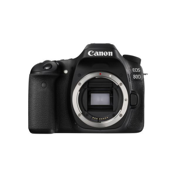 Canon EOS 80D Corpo della fotocamera SLR 24.2MP CMOS 6000 x 4000Pixel Nero 8714574636351 1263C027 08_1263C027