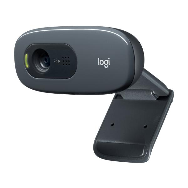 WEBCAM LOGITECH C270 HD 3MP Microfono incorporato, USB - 960-001063