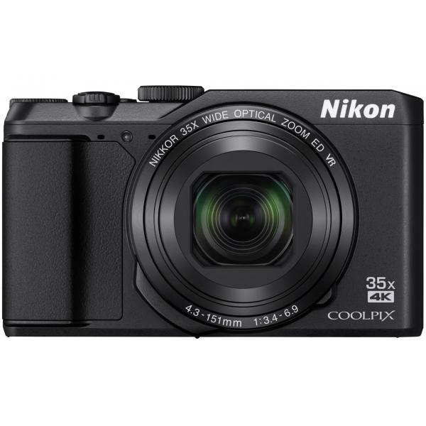 Nikon Coolpix A900 Black - SPEDIZIONE 8/10 GIORNI