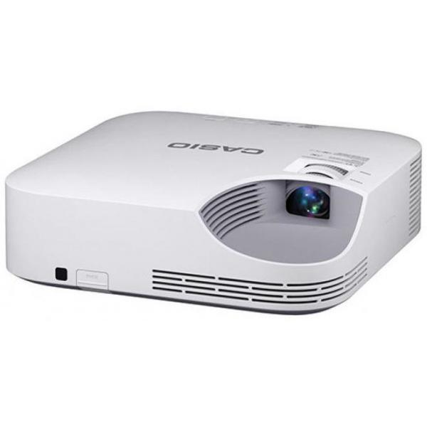 Casio XJ-F100W Proiettore desktop 3500ANSI lumen DLP WXGA (1280x800) Bianco videoproiettore 4971850468851 XJ-F100W 04_90641948