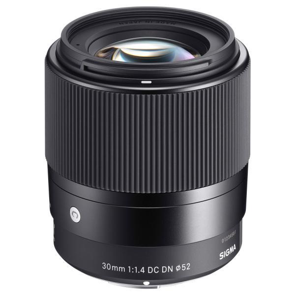 Sigma 30mm f/1.4 DC DN SLR Standard lens Nero 0085126302658 302965 08_SI302965