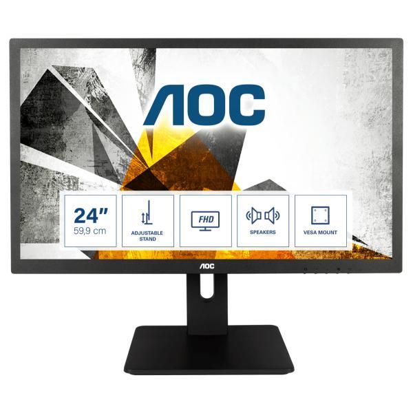 TFT AOC E2475PWJ 59,90cm (23,6)LED,HDMI,DVI,VGA,SP