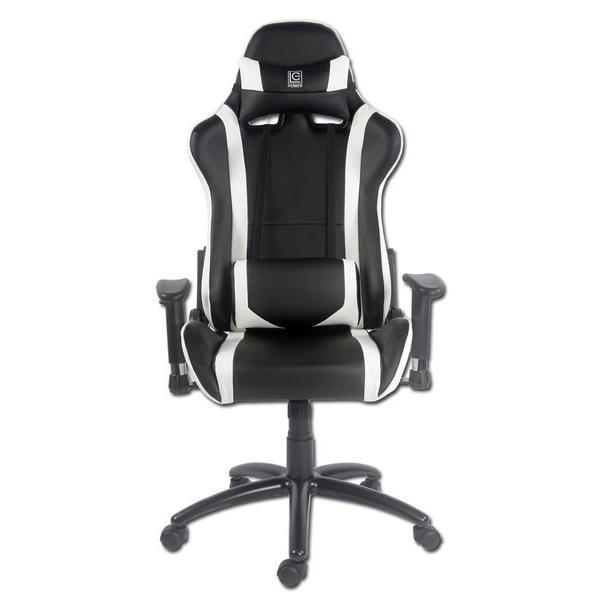 LC-Power LC-GC-2 Sedia da gaming per PC sedia per videogioco
