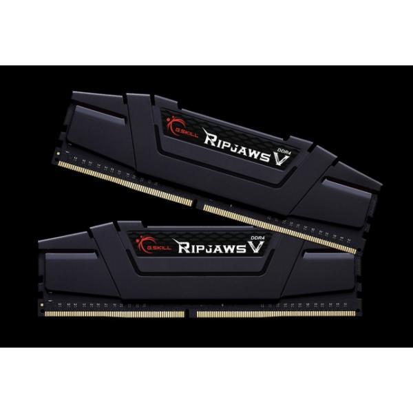 32GB (2x16GB) G.Skill RipJaws V DDR4-3200 CL16 (16-18-18-38) RAM DIMM Kit