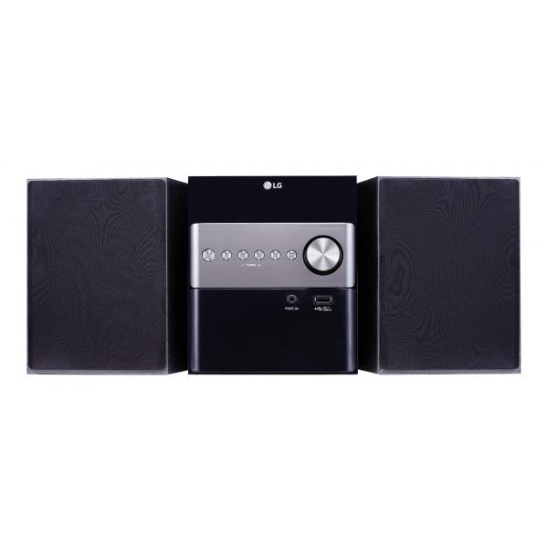 LG CM1560 Set micro 10W Nero set audio da casa 8806087627091 CM1560 TP2_CM1560