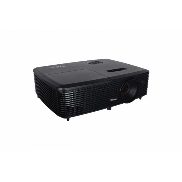 Optoma H183X Proiettore desktop 3200ANSI lumen DLP WXGA (1280x800) Compatibilità 3D Nero videoproiettore 5055387633346 95.72H01GC2E 14_H183X