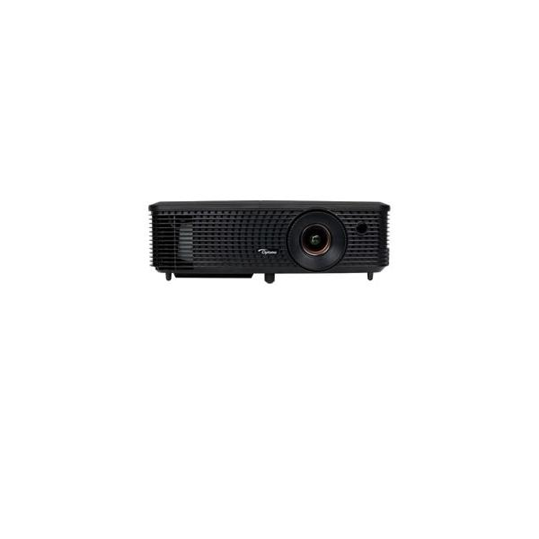Optoma DS348 Proiettore desktop 3000ANSI lumen DLP SVGA (800x600) Compatibilità 3D Nero videoproiettore 5055387633308 DS348 14_DS348