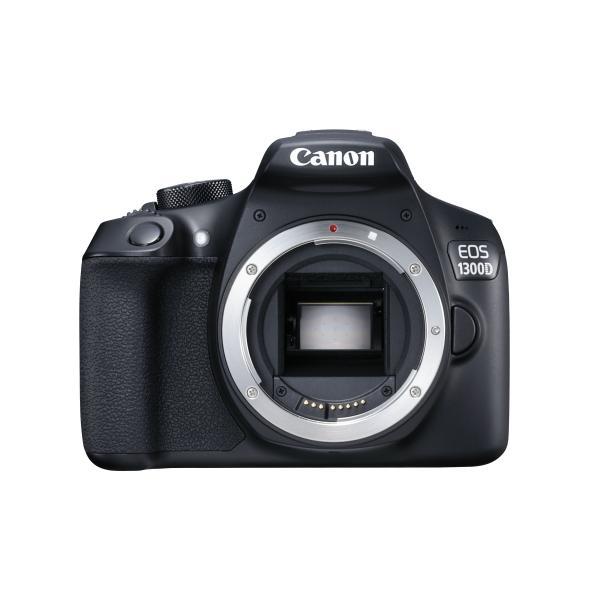 Canon EOS 1300D BODY Corpo della fotocamera SLR 18MP CMOS 5184 x 3456Pixel Nero 8714574637235 1160C023 08_1160C023