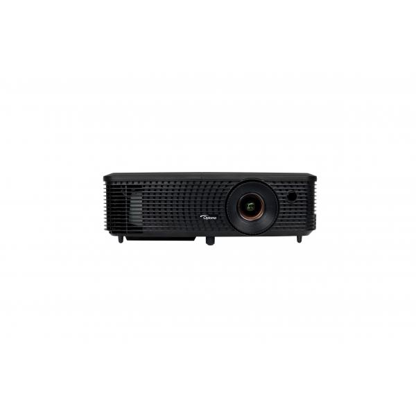 Optoma DW315 Proiettore desktop 300ANSI lumen DLP WXGA (1280x800) Compatibilità 3D Nero videoproiettore 5055387633339 95.72H01GC5E 14_DW315