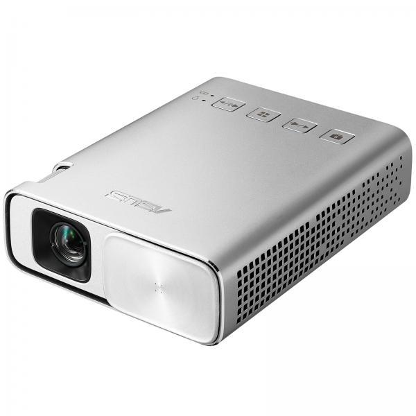 ASUS ZenBeam E1 Proiettore portatile 150ANSI lumen DLP WVGA (854x480) Argento videoproiettore 4712900316674 90LJ0080-B00520 10_B99V740