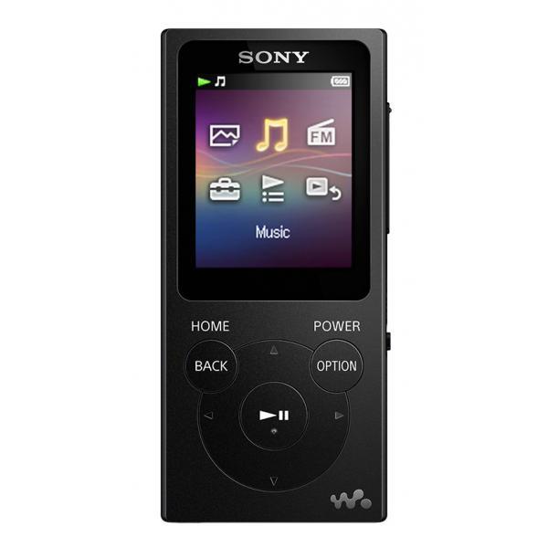 Sony Walkman NW-E394 Lettore MP3 Nero 8 GB