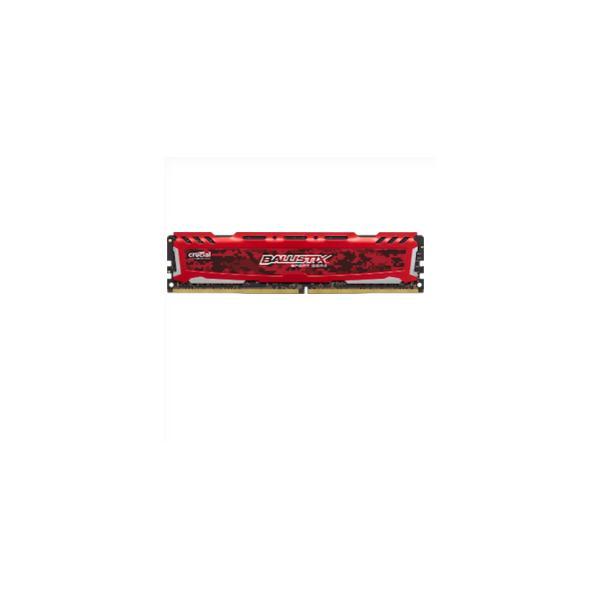 Crucial 16GB DDR4-2400 16GB DDR4 2400MHz memoria 0649528777249 BLS16G4D240FSE 07_42739