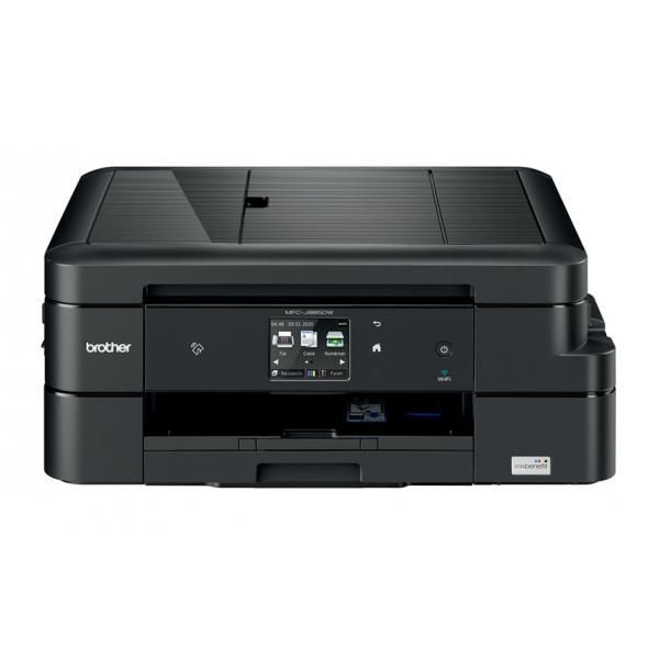 Brother MFC-J985DW 6000 x 1200DPI Ad inchiostro A4 12ppm Wi-Fi multifunzione 4977766760638 MFC-J985DW 10_5836857
