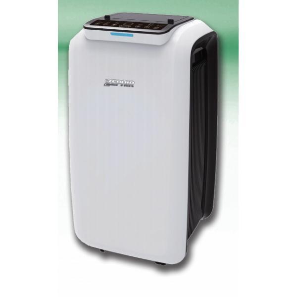 Zephir ZPT9000C 65dB Nero, Bianco condizionatore portatile  ZPT9000C TP2_ZPT9000C