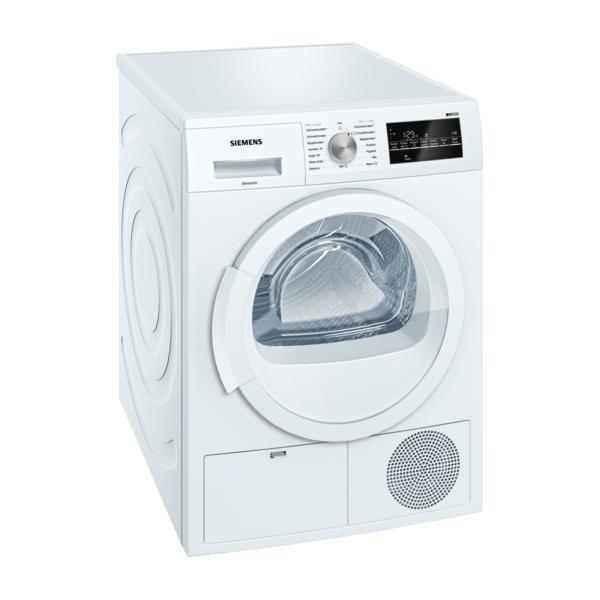 Siemens WT46G400 Libera installazione Carica frontale 8kg B Bianco asciugatrice 4242003724972 WT46G400 04_90619669