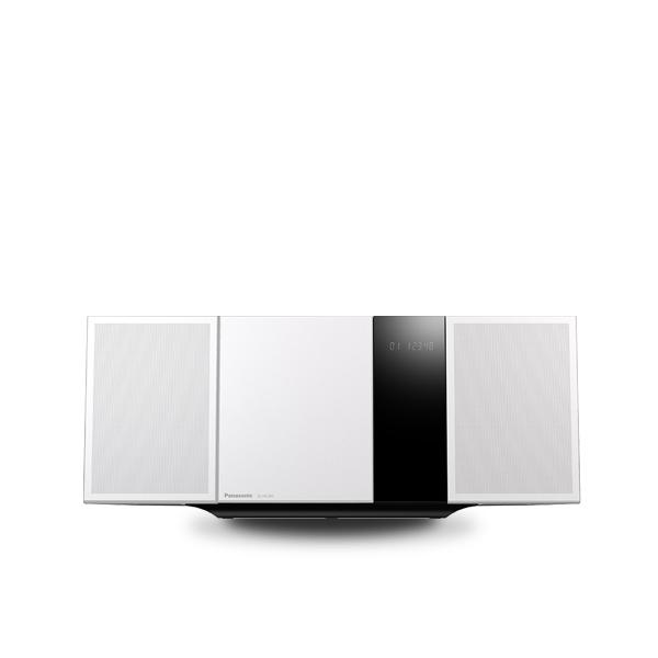 Panasonic HC395 Home audio micro system 40W Bianco 5025232836970 SC-HC395EG-W TP2_SC-HC395EG-W