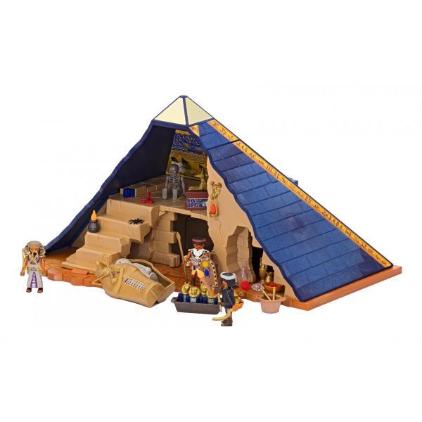 PLAYMOBIL - Pyramide des Pharao (5386)