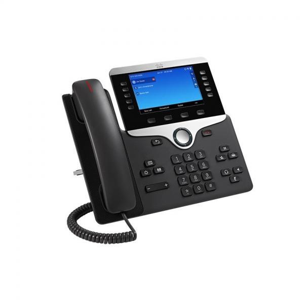 Cisco 8861 SIP-Telefon anthrazit
