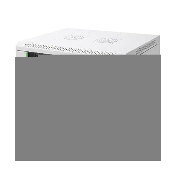 RACK DIGITUS 19'' ARMADIO 7 UNITA' DA MURO A416 X L600 X P450mm COLORE GRIGIO- ASSEMBLATO - DN1907UEC