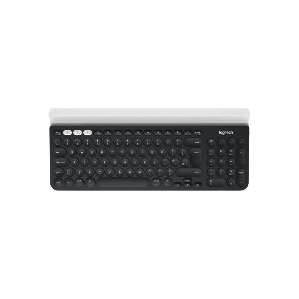 Logitech K780 RF Wireless + Bluetooth QWERTY Italiano Grigio, Bianco tastiera 5099206064980 920-008038 03_920-008038