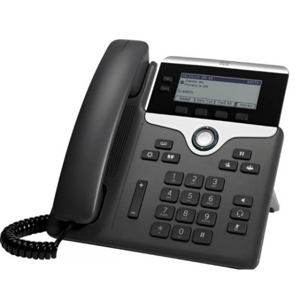 Cisco 7811 SIP-Telefon anthrazit