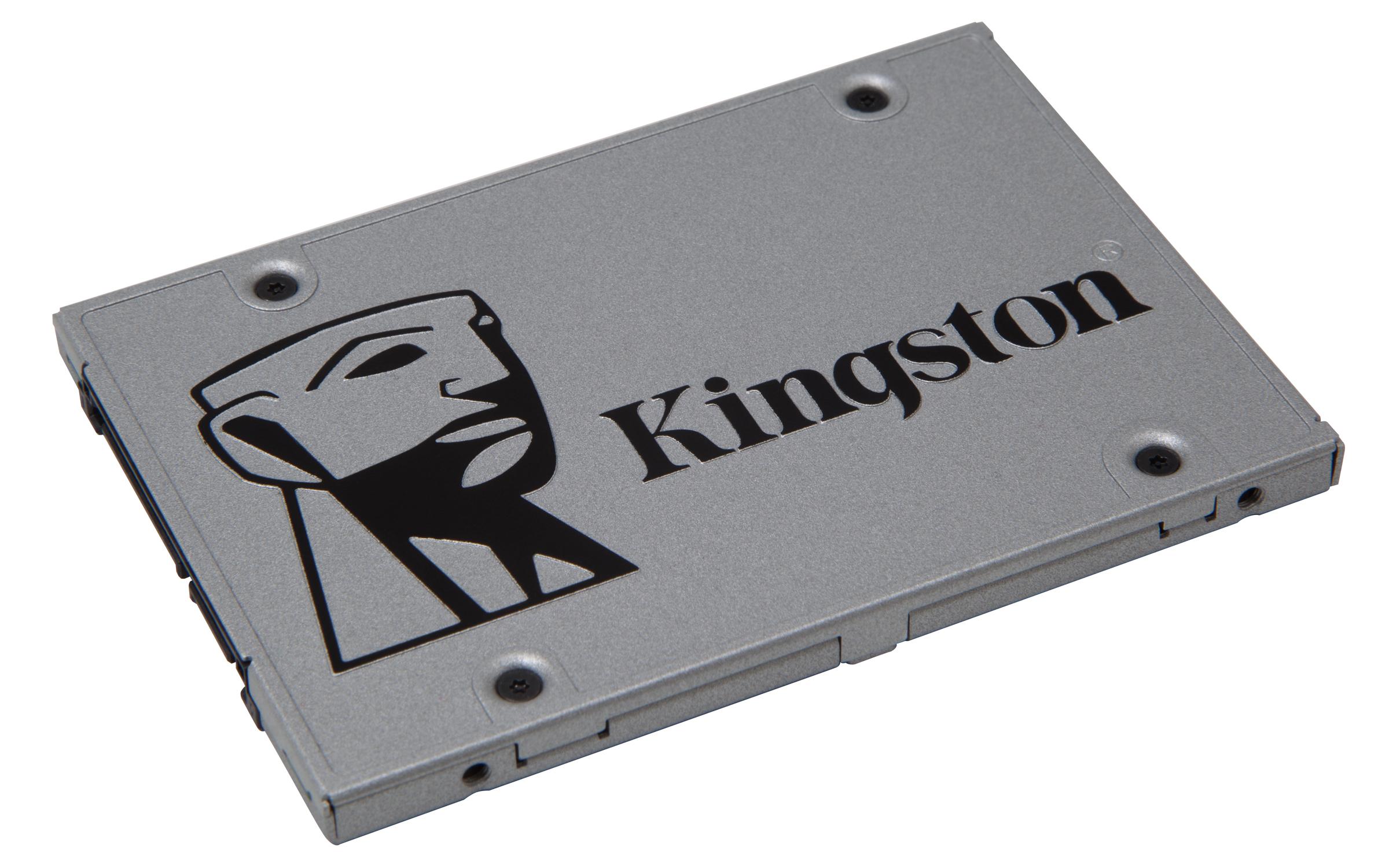 Kingston Technology SSDNow UV400 480GB Serial ATA III 0740617252927 SUV400S37/480G COM_06853