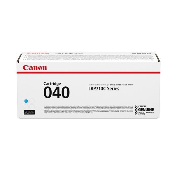 Canon 040 Originale Ciano 1 pezzo(i)