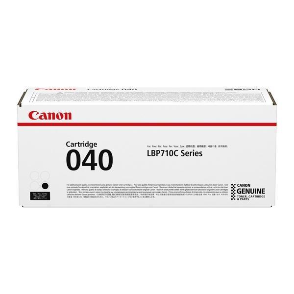 Canon 040 Originale Nero 1 pezzo(i)