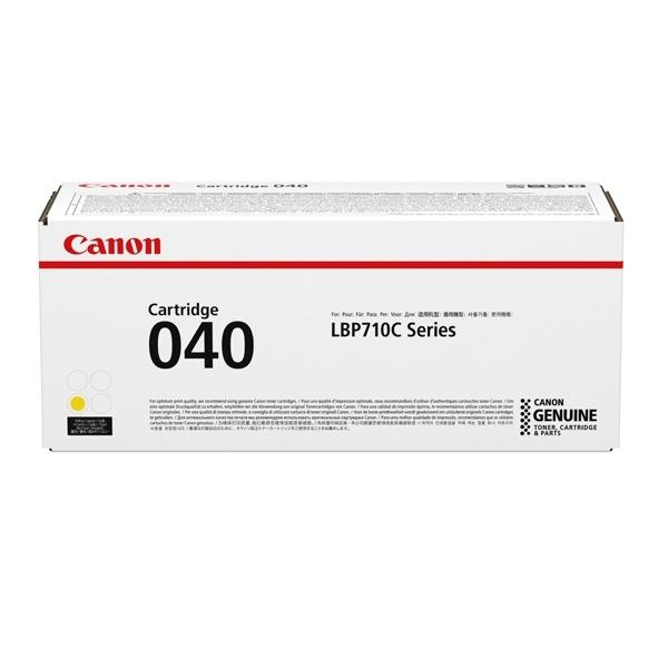 Canon 040 Originale Giallo 1 pezzo(i)