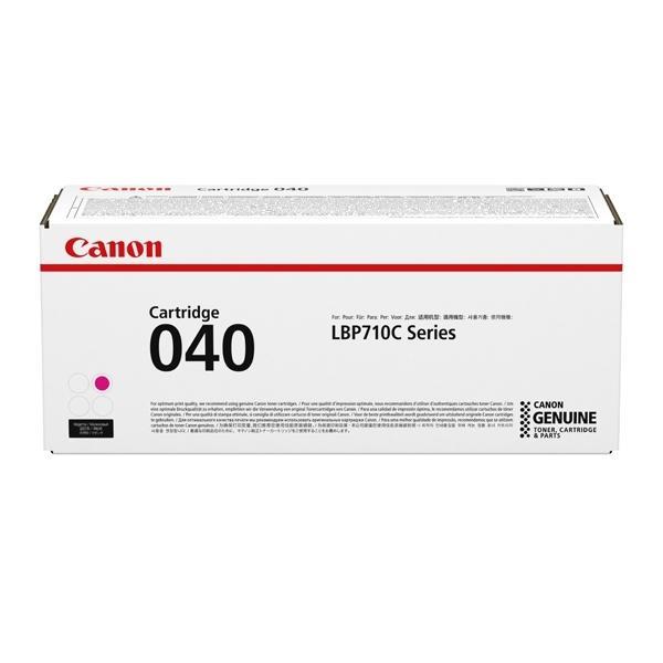 Canon 040 Originale Magenta 1 pezzo(i)
