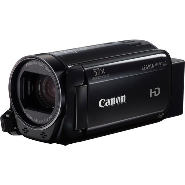 Canon LEGRIA HF R706 FLASH AIR KIT Videocamera palmare 3.28MP CMOS Full HD Nero 8714574636832 123KIT28 TP2_1238C028