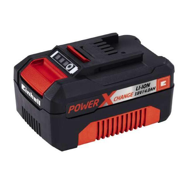 Einhell 4511396 Ioni di Litio 4000mAh 18V batteria ricaricabile 4006825610376 4511396 05_158813