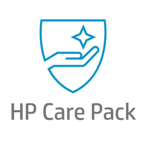 HP 3 anni di assistenza con ritiro e resa solo notebook 0190780075616 U9BA4A 10_2M33J11