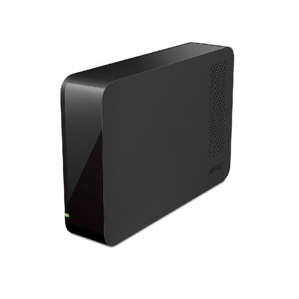 Buffalo Buffalo DriveStation HD-LCU3 disco rigido esterno 1000 GB Nero