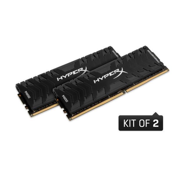 16GB (2x8GB) HyperX Predator DDR4-3200 CL16 RAM Speicher Kit
