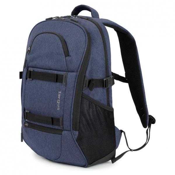 Targus Urban Explorer Poliuretano Blu zaino 5051794020762 TSB89702EU TP2_TSB89702EU
