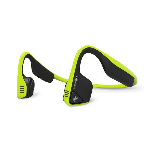 Aftershokz Trekz Titanium Passanuca Stereofonico Bluetooth Nero, Verde auricolare per telefono cellulare 0858510003420 AT0992 TP2_AT0992