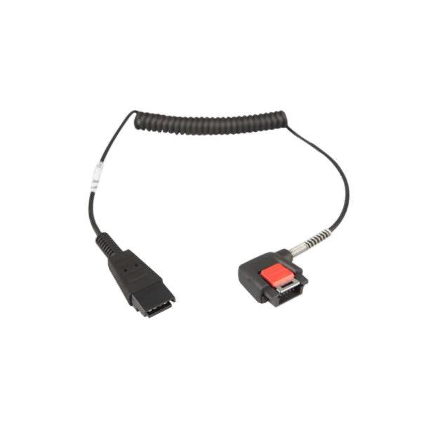 Zebra CBL-NGWT-AUQDLG-01 Nero cavo audio  CBL-NGWT-AUQDLG-01 03_CBL-NGWT-AUQD