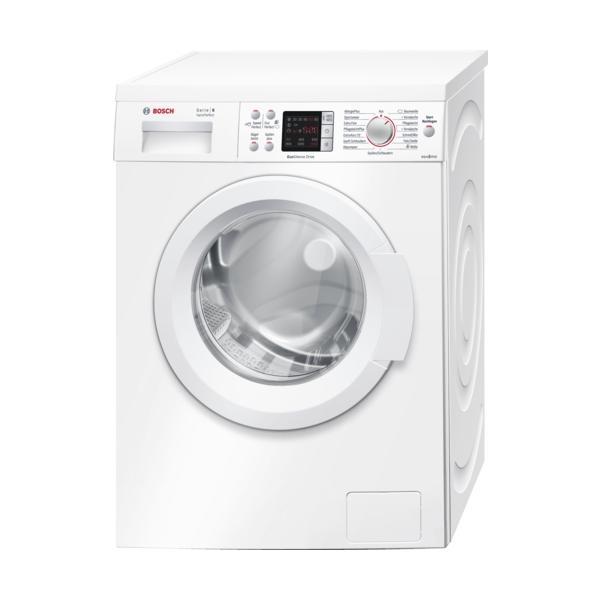 Bosch Serie 6 WAQ2844U Libera installazione Carica frontale 7kg 1400Giri/min A+++-20% Bianco lavatrice 4242002938639 WAQ2844U 04_90657424