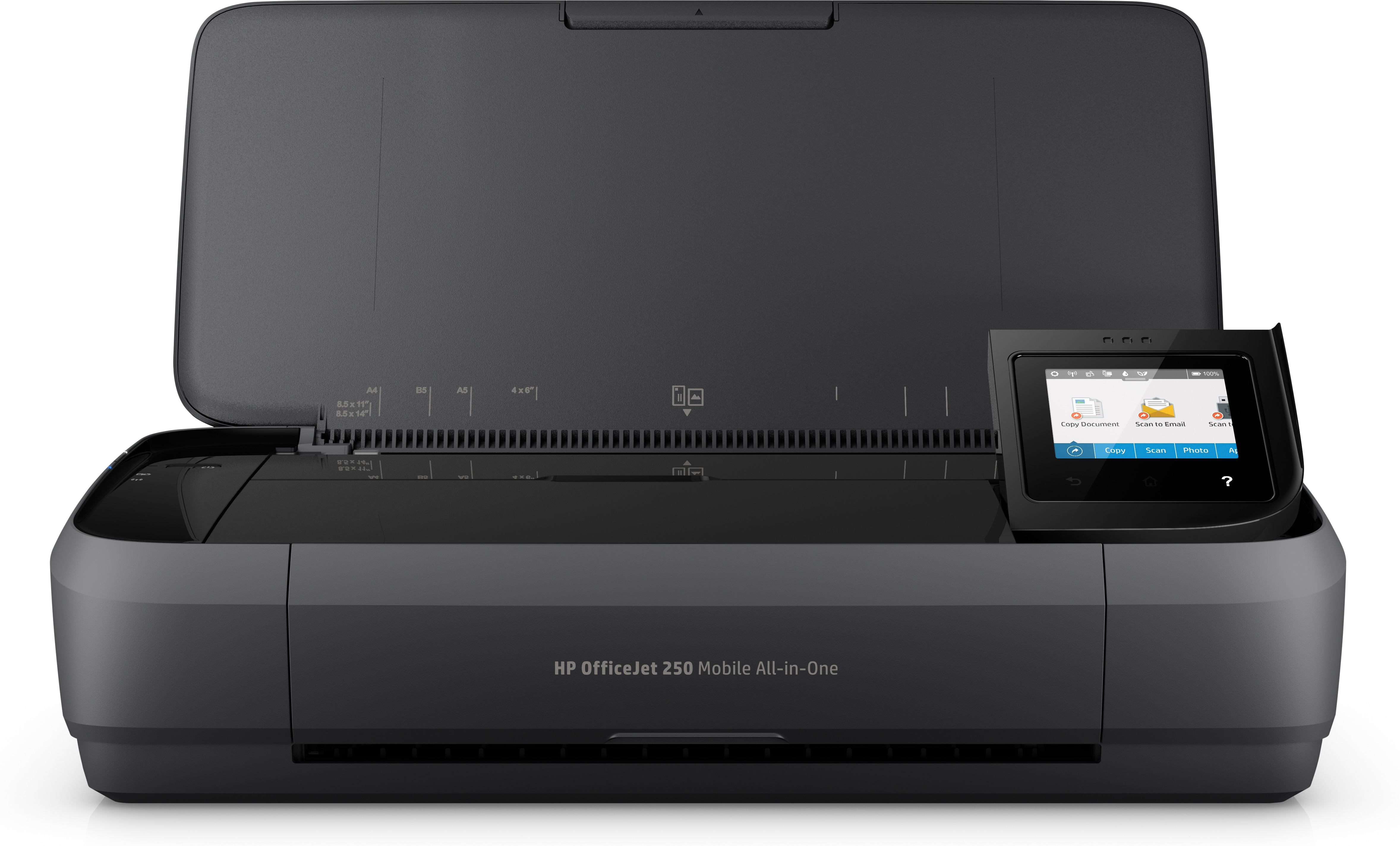 HP OfficeJet 250 Getto termico d'inchiostro 10 ppm 4800 x 1200 DPI A4 Wi-Fi