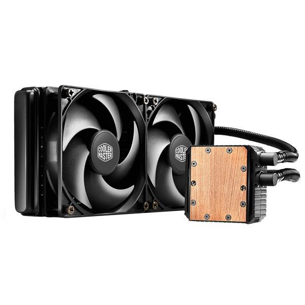 Cooler Master Seidon 240V Processore raffredamento dell'acqua e freon 4719512052969 RL-S24V-24PK-R1 04_90684224