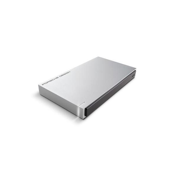 LaCie Porsche Design 2000GB Alluminio, Nero disco rigido esterno 7636490074196 STET2000400 14_STET2000400