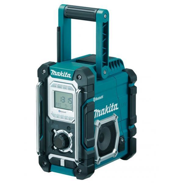 Makita DMR108 radio Worksite Nero, Blu
