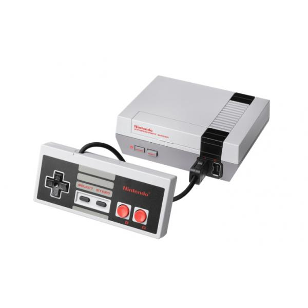 Nintendo NES Classic Grigio