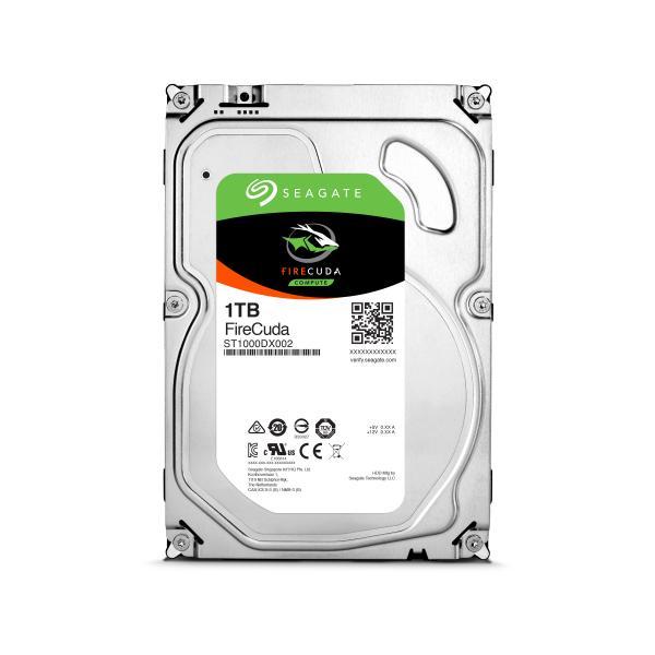 Seagate Seagate FireCuda ST1000DX002 1000GB Serial ATA III disco rigido interno