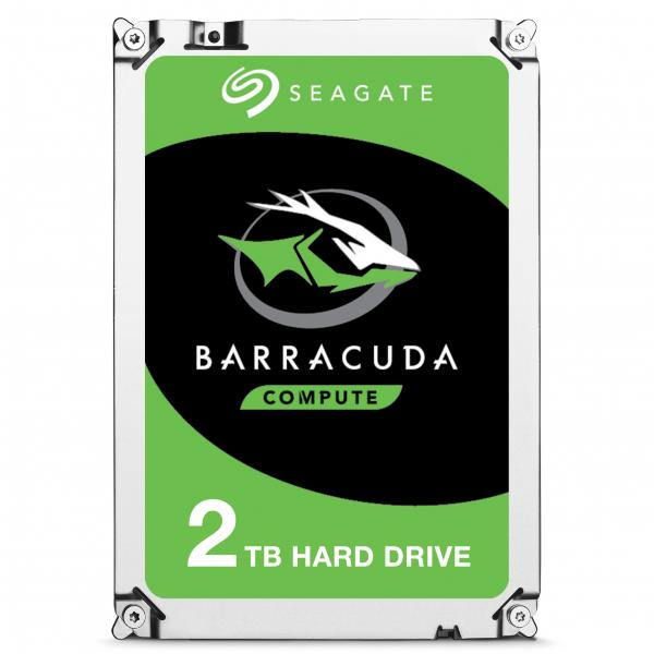 Seagate Barracuda 2TB SATAIII 2000GB Serial ATA III disco rigido interno 3660619400355 ST2000DM006 COM_07643